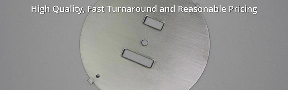 High Quality, Fast Turnaround and Reasonable Pricing | Nickel plated metal